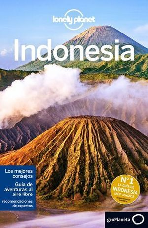 INDONESIA LONELY PLANET ED. 2016