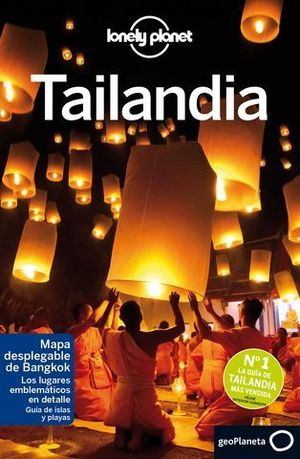 TAILANDIA LONELY PLANET ED. 2016
