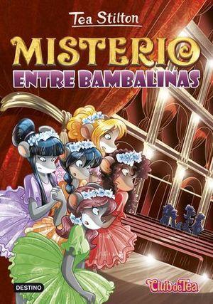 TEA STILTON UN MISTERIO ENTRE BAMBALINAS