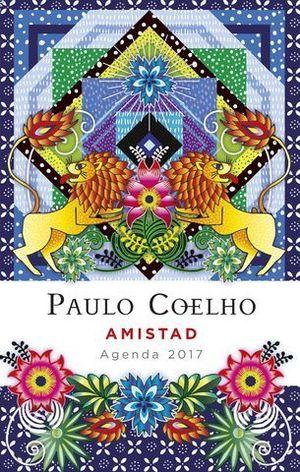 AGENDA 2017 PAULO COELHO AMISTAD