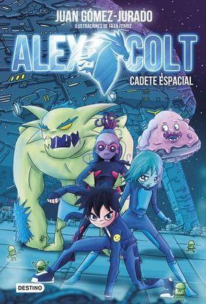 ALEX COLT 1 CADETE ESPACIAL