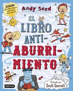EL LIBRO ANTIABURRIMIENTO