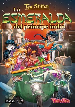 TS 12N. LA ESMERALDA DEL PRINCIPE INDIO