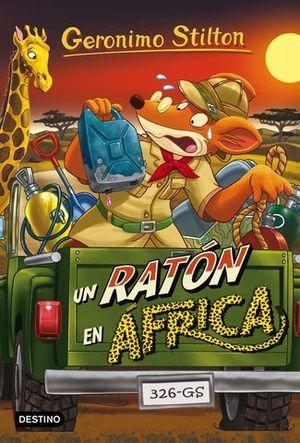 UN RATON EN AFRICA