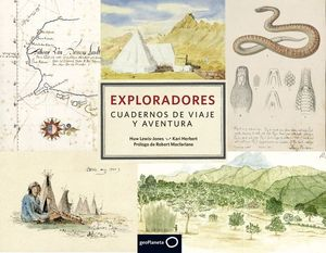 EXPLORADORES CUADERNOS DE VIAJE Y AVENTURA