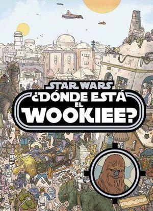 STAR WARS ¿ DONDE ESTAS EL WOOKIEE ?
