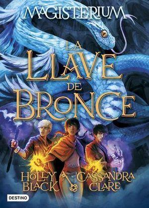 LA LLAVE DE BRONCE 3