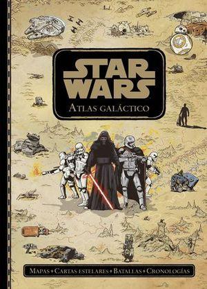 STAR WARS ALTAS GALACTICO