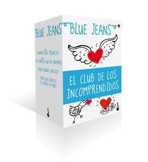 PACK BLUE JEANS