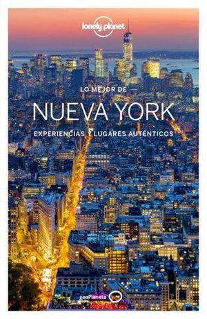 LO MEJOR DE NUEVA YORK LONELY PLANET ED. 2017