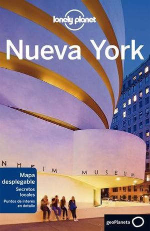 NUEVA YORK LONELY PLANET ED. 2017