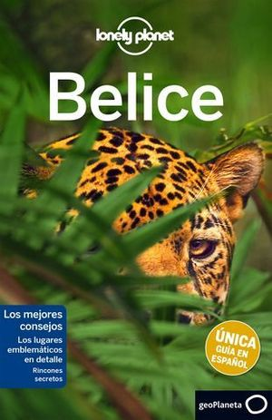 BELICE LONELY PLANET ED. 2017