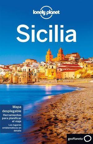 SICILIA LONELY PLANE  2017  5ª ED.