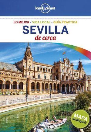 DE CERCA SEVILLA LONELY PLANET ED. 2017
