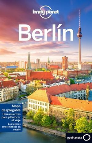 BERLIN LONELY PLANET ED. 2017