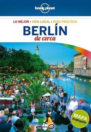 DE CERCA BERLIN LONELY PLANET ED. 2017