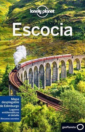 ESCOCIA 7ª ED. LONELY PLANET ED. 2017