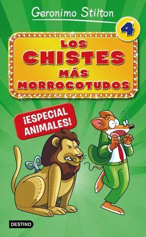 LOS CHISTES MAS MORROCOTUDOS 4 ESPECIAL ANIMALES