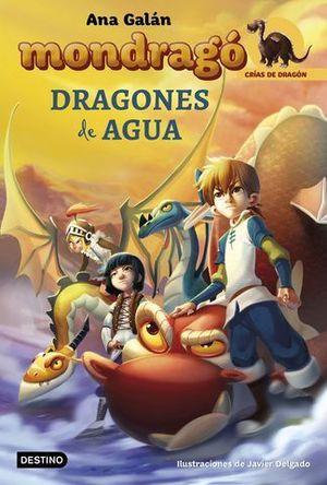 MONDRAGO DRAGONES DE AGUA