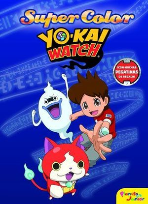YO-KAI WATCH SUPER COLOR