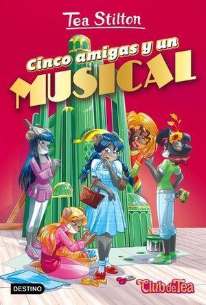 TS-VR6.N. CINCO AMIGAS Y UN MUSICAL
