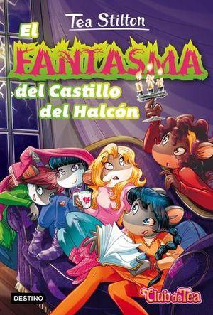 TS-VR17.N. EL FANTASMA DEL CASTILLO DEL HALCON