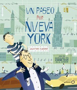 UN PASEO POR NUEVA YORK.  GEOPLANETA KIDS ED. 2018