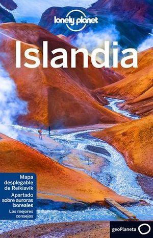 ISLANDIA LONELY PLANET 4ª ED. 2017