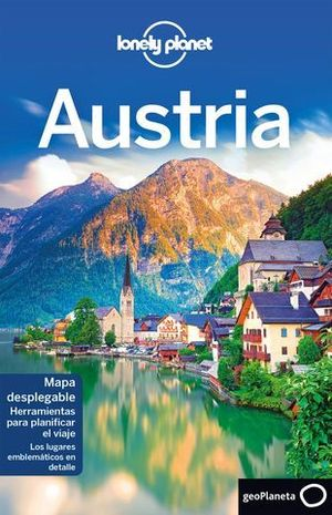 AUSTRIA LONELY PLANET 5ª ED. 2017