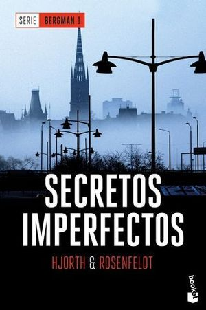 SECRETOS IMPERFECTOS  ( SERIE BERGMAN 1 )