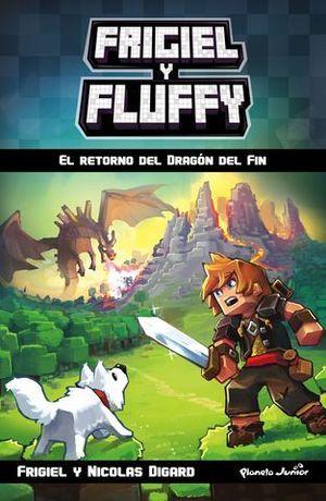 MINECRAFT FRIGIEL Y FLUFFY  EL RETORNO DEL DRAGON DEL FIN