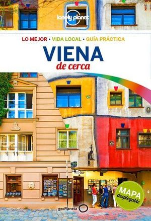 VIENA  DE CERCA  LONELY PLANET 2017  3ªED.