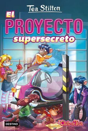 TS-VR5.N.EL PROYECTO SUPERSECRETO