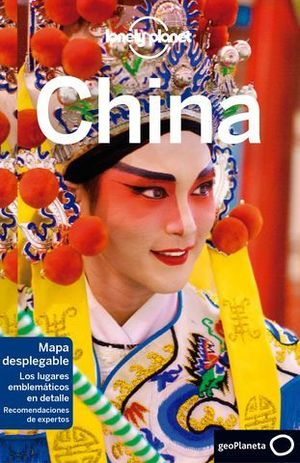 CHINA LONELY PLANET ED. 2017