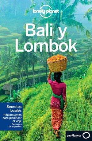 BALI Y LOMBOK  LONELY PLANET ED. 2017