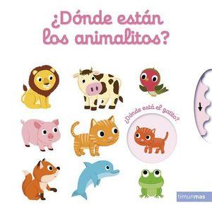 ¿DONDE ESTAN LOS ANIMALITOS?
