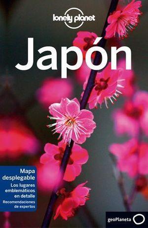 JAPON 6ª ED. LONELY PLANET ED. 2017