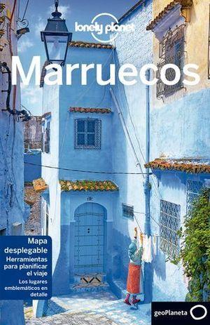 MARRUECOS 8ª ED. LONELY PLANET ED. 2017