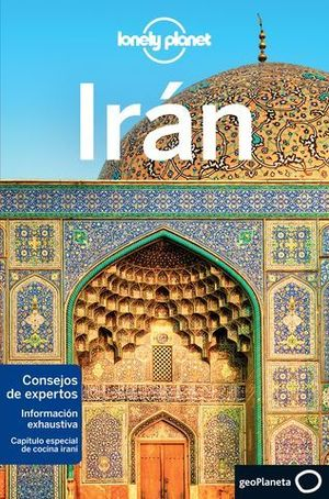 IRAN  LONELY PLANET ED. 2017