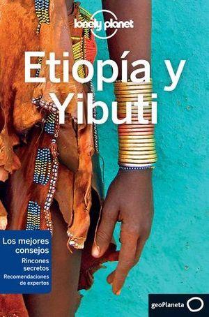 ETIOPIA Y YIBUTI LONELY PLANET ED. 2017