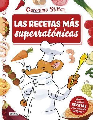LAS RECETAS MAS SUPERRATONICAS