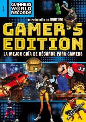 GUINNESS WORLD RECORDS 2018. ESPECIAL VIDEOJUEGOS