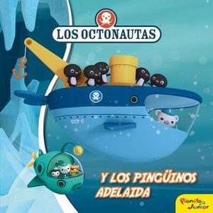LOS OCTONAUTAS Y LOS PINGUINOS ADELAIDA