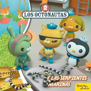 LOS OCTONAUTAS Y LAS SERPIENTES MARINAS
