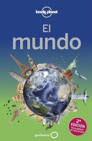 EL MUNDO.  LONELY PLANET ED. 2018