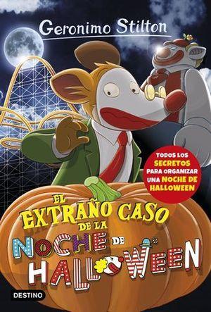 GERNONIMO STILTON 29 EL EXTRAÑO CASO DE LA NOCHE DE HALLOWEEN