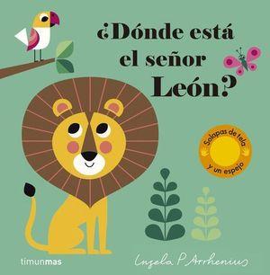¿DONDE ESTA EL SEÑOR LEON?
