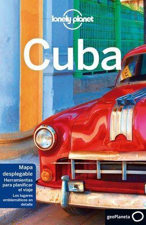 CUBA 8ª ED. LONELY PLANET  ED. 2018