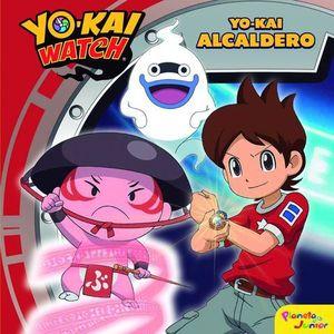 YO-KAI WATCH.  CUENTO.  YO-KAI ALCALDERO