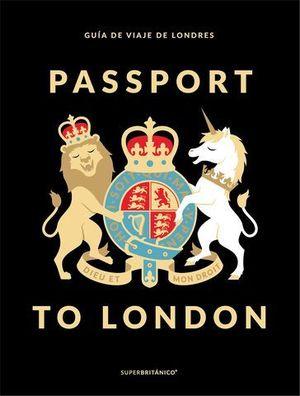 PASSPORT TO LONDON.  SUPERBRITANICO